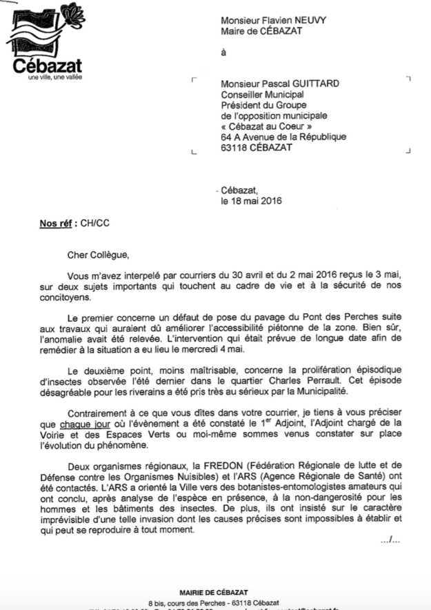 reponse-maire